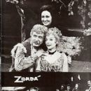 JOHN RAITT ''IS'' ZORBA! 1968 NATIONAL TOUR