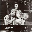 JOHN RAITT ''IS'' ZORBA! 1968 NATIONAL TOUR