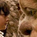 (L-r) MAX RECORDS as Max with LAUREN AMBROSE as K.W. in Warner Bros. Pictures', Legendary Pictures' and Village Roadshow Pictures' adventure film 'Where the Wild Things Are,' a Warner Bros. Pictures release. Photo Courtesy of Warner Br - 454 x 189