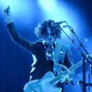 Singer Jack White performs during the 2014 Bonnaroo Music & Arts Festival on June 14, 2014 in Manchester, Tennessee