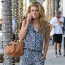 Annalynne McCord shopping on Rodeo Drive in LA July 26, 2017 - 454 x 681