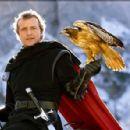 Rutger Hauer as Captain Etienne Navarre in Ladyhawke (1985)