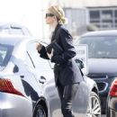 Rosie Huntington Whiteley – Heads to a meeting in Beverly Hills - 454 x 681