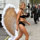 Ashley James – Simply Be's Christmas Collection Photocall in London - 454 x 596