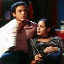 Casey Affleck as Jay and Summer Phoenix as Meg in Miramax's Committed - 2000 - 400 x 254