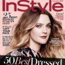 Drew Barrymore Instyle Us Magazine November 2015