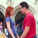Mena Suvari and Chris Klein in Universal's American Pie 2 - 2001