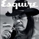 Danny Trejo - Esquire Magazine Cover [Ukraine] (August 2014)
