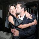 Luciano Castro and Romina Gaetani