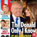 Donald Trump - US Weekly Magazine Cover [United States] (8 February 2016)