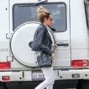 Ashley Tisdale is seen in Los Angeles 12/20/2014