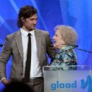 Alex Pettyfer-April 20, 2013-24th Annual GLAAD Media Awards Presented By Ketel One And Wells Fargo - Dinner And Show - 454 x 332