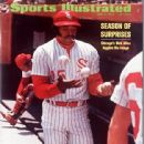 Dick Allen - Sports Illustrated Magazine Cover [United States] (12 June 1972)