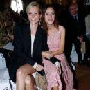 Alexa Chung – Stella McCartney Fashion Show in Paris - 454 x 681