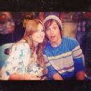 Leo Howard and Bella Thorne