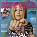 Avril Lavigne - Atrevida Magazine Cover [Brazil] (April 2006)