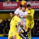 Villarreal v. Real Madrid December 13, 2015