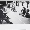 Follies -- Harold Prince Giving Direction To His Actors 1971 - 454 x 368