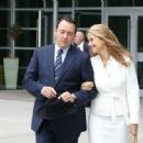Kevin Spacey and Kelly Preston