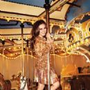 Mila Kunis: April 2012 issue of Harper's Bazaar