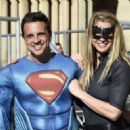 Gemma Atkinson – Key 103 Radio station Cash For Kids Super Hero Day in Manchester - 454 x 327