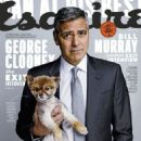 George Clooney - Esquire Magazine Cover [United States] (May 2016)