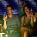 Edward Norton and Rosario Dawson
