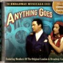 Anything Goes, remastered by  a company called  Priism Lesure.recordings.