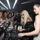 Lady Gaga – Haus Laboratories launch at Barker Hangar in Santa Monica - 454 x 303