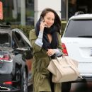 Cheryl Burke – Leaves Coffee Bean in LA - 454 x 544