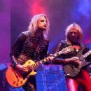 Judas Priest live at Toronto's Air Canada Centre November 22, 2011