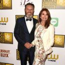 Roma Downey and Mark Burnett - 381 x 594