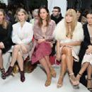 Dylan Penn Jill Stuart Fashion Show In Nyc
