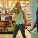 Cameron Diaz at JFK airport in New York City (August 25)