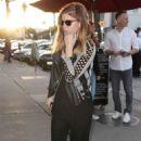 Kate Mara – Head to Craig's Restaurant in West Hollywood