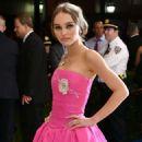 Lily Rose Depp – 2017 MET Costume Institute Gala in NYC