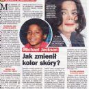 Michael Jackson - Zycie na goraco Magazine Pictorial [Poland] (18 December 2014)