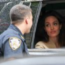 Angelina Jolie is seen out in New York City (Sept. 13, 2017)