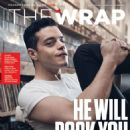 Rami Malek - The Wrap Magazine Cover [United States] (December 2018)
