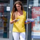 Danielle Lloyd – Out in Birmingham - 454 x 680