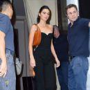 Kendall Jenner – leaves Mercer Hotel in NY