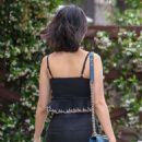 Eiza Gonzalez at Zinque Restaurant in West Hollywood - 454 x 681