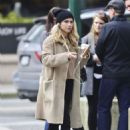 Claire Holt – Out in Vancouver, Canada 3/11/ 2017 - 454 x 633