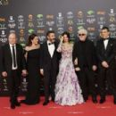 34th Goya Cinema Awards in Madrid (2020)