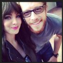 Ksenia Solo and Kris Holden-Ried - 454 x 454