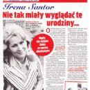 Irena Santor - Rewia Magazine Pictorial [Poland] (13 December 2017) - 454 x 642