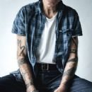 Daniel Day-Lewis - W Magazine Pictorial [United States] (1 December 2017) - 454 x 590