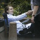 Carey Mulligan – Filming 'Collateral' set in London - 454 x 385