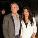 Danielle Bux and Gary Lineker