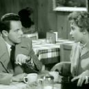 Louis Hayward & Beverly Garland In The Lone Wolf